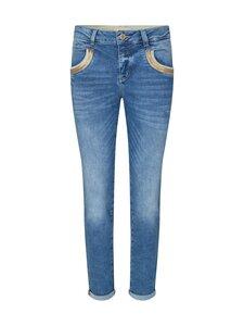 MOS MOSH - Naomi Weave Jeans -farkut - BLUE | Stockmann