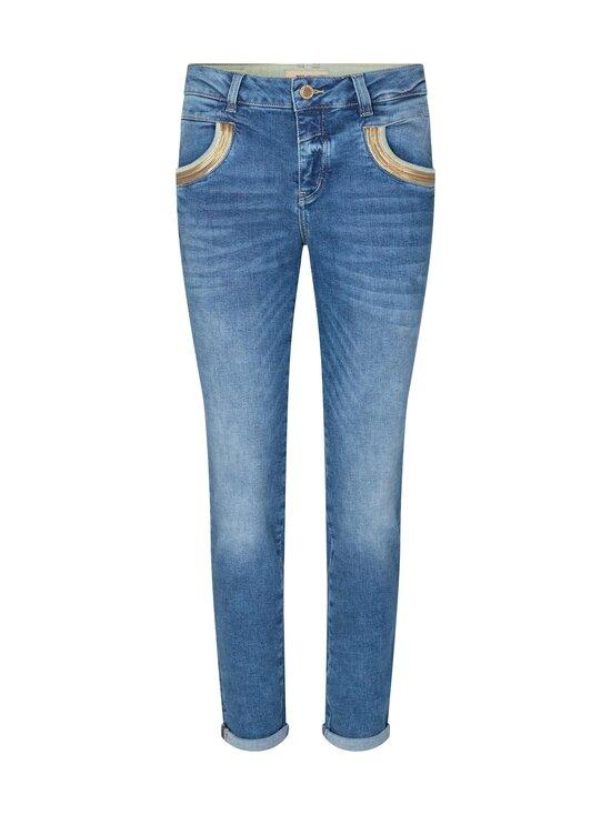 MOS MOSH - Naomi Weave Jeans -farkut - BLUE | Stockmann - photo 1
