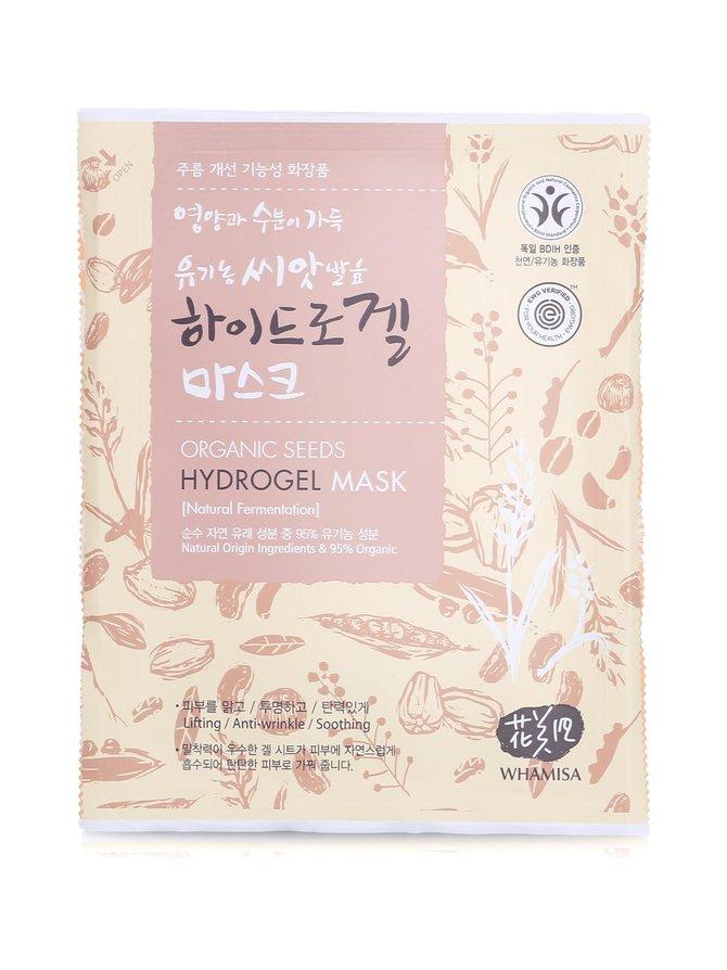 Organic Seeds & Rice Hydro Gel Mask -hydrogeelinaamio 33 g