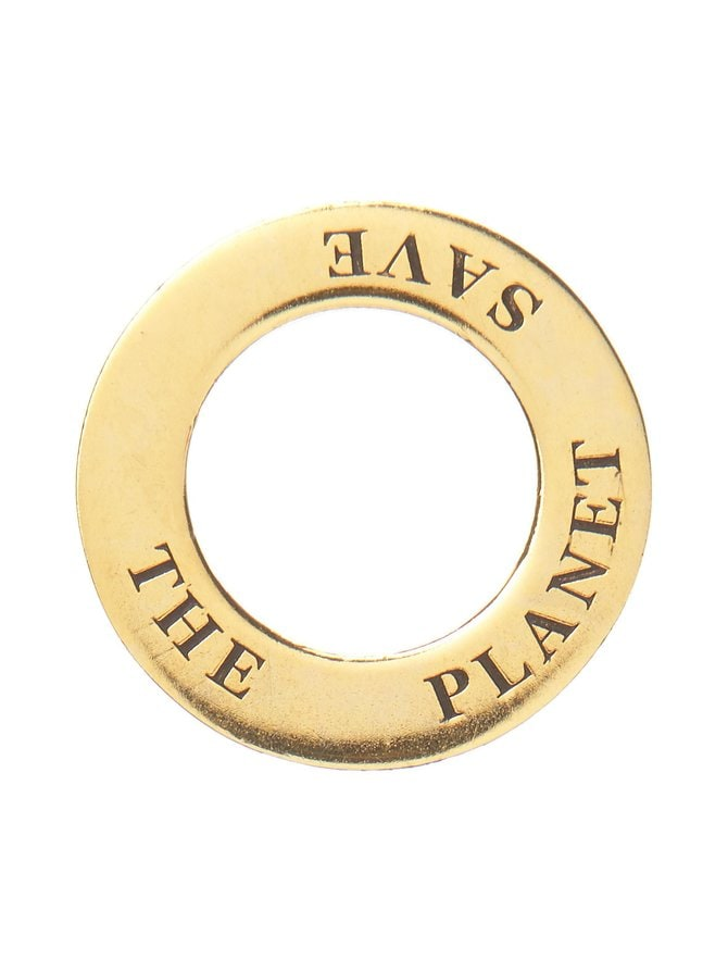 Amulet Save the Planet -riipus