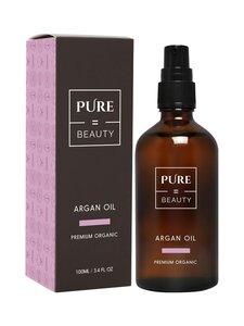 Pure=Beauty - Argan Oil Premium Organic -arganöljy 100 ml | Stockmann