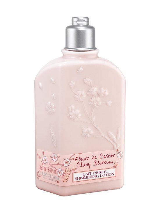 Loccitane - Cherry Blossom Shimmering Lotion -vartalovoide 250 ml - 19   Stockmann - photo 1