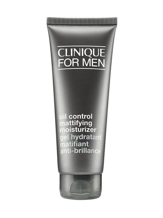 Clinique - For Men Oil Control Mattifying Moisturizer -kasvovoide 100 ml   Stockmann - photo 1