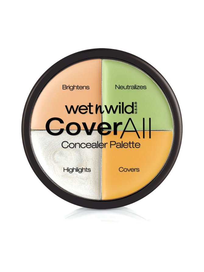 CoverAll Concealer Palette -peitevoidepaletti