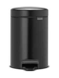 Brabantia - NewIcon-poljinroskakori 3 l - MATT BLACK (MUSTA) | Stockmann