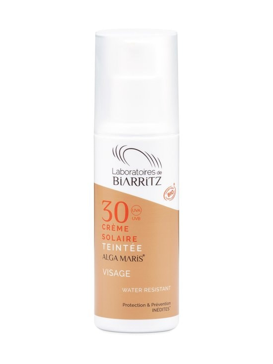 Alga Maris - Tinted Face Sunscreen Golden SPF 30 -aurinkovoide kasvoille 50 ml - NOCOL | Stockmann - photo 1