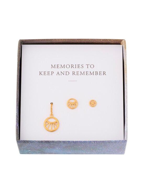 Pernille Corydon - Dream Earring Box -korvakorupakkaus - GOLD PLATED SILVER | Stockmann - photo 1