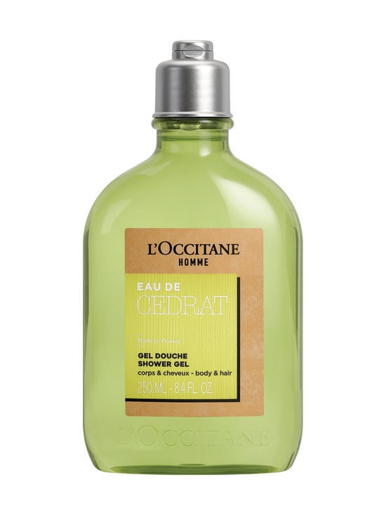 Loccitane - Cedrat Shower Gel -suihkugeeli 250 ml - NO COLOR | Stockmann - photo 1