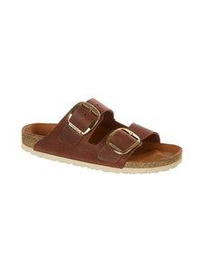BIRKENSTOCK - Arizona Big Buckle -sandaalit - COGNAC | Stockmann