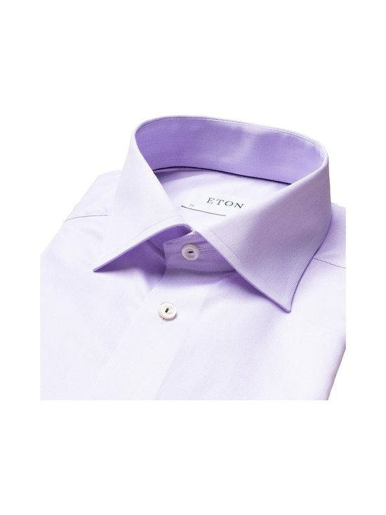 Eton - Classic Fit -kauluspaita - 71 PURPLE | Stockmann - photo 2