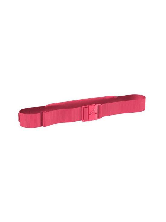 adidas Performance - Run Belt -laukku - SIGNAL PINK / REFLECTIVE SILVER / REFLECTIVE SILVER | Stockmann - photo 3