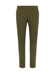 J.Lindeberg - Grant Micro Texture Trousers -chinot - M295 MOSS GREEN | Stockmann