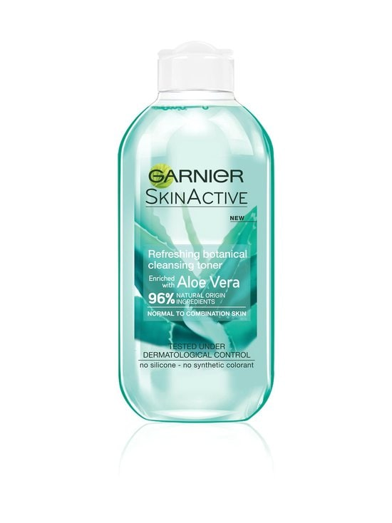 Garnier - Skin Active Aloe Vera -raikastava kasvovesi 200 ml | Stockmann - photo 1