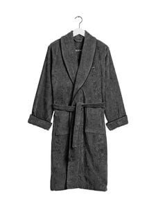 Gant Home - Organic Premium Robe -aamutakki - 162 ANTRACITE | Stockmann