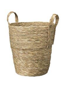 Wikholm Form - Truda Basket L -kori 32 x 38 cm - NATURAL | Stockmann