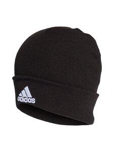 adidas Performance - Logo Woolie -pipo - BLACK/BLACK/WHITE   Stockmann