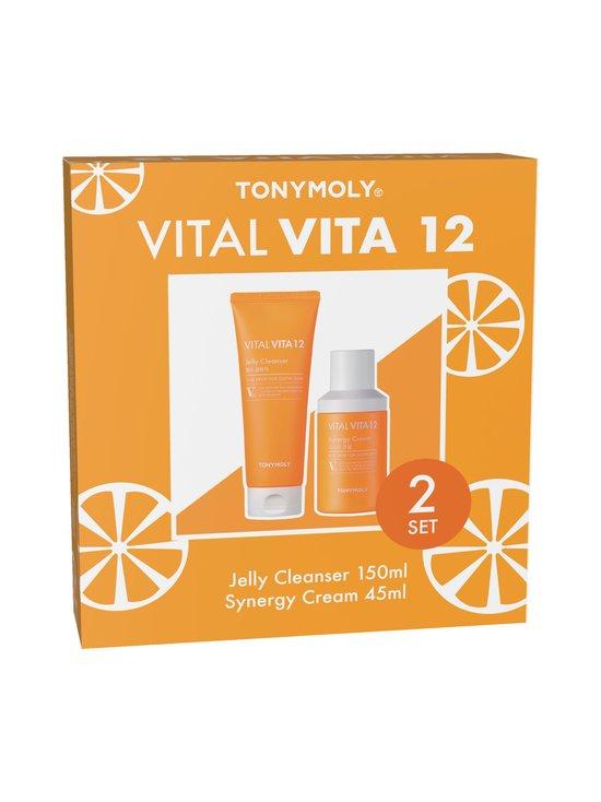 TONYMOLY - Vital Vita 12 Duo Value Set -ihonhoitopakkaus - NOCOL | Stockmann - photo 1