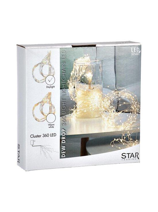Star - Dew Drop 360-Light Lightchain LED -valosarja - VALKOINEN | Stockmann - photo 1