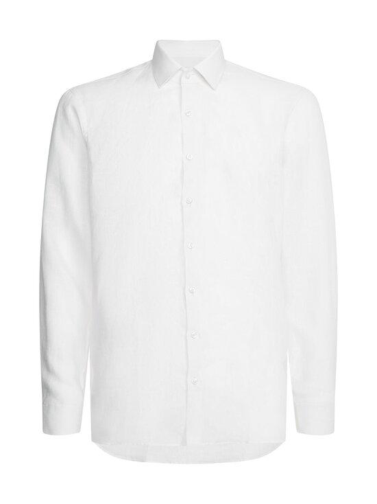 Calvin Klein Menswear - Kauluspaita - 0K4 WHITE   Stockmann - photo 1