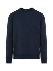 J.Lindeberg - Throw C-neck Sweatshirt -collegepaita - 6855 JL NAVY | Stockmann