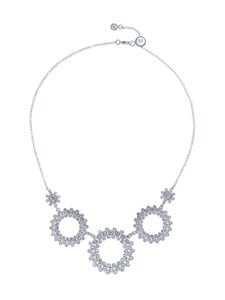 Ted Baker London - Alraa Crystal Aurora Necklace -kaulakoru - SILVER, CRYSTAL | Stockmann