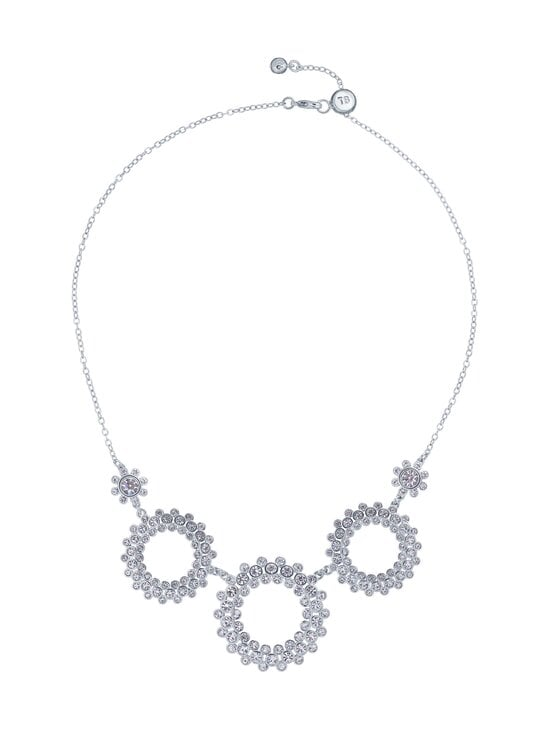 Ted Baker London - Alraa Crystal Aurora Necklace -kaulakoru - SILVER, CRYSTAL | Stockmann - photo 1