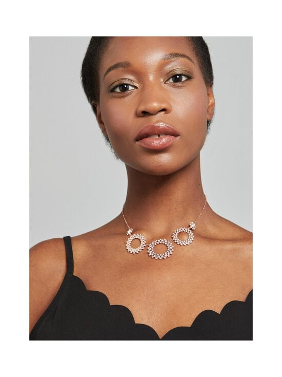 Ted Baker London - Alraa Crystal Aurora Necklace -kaulakoru - SILVER, CRYSTAL | Stockmann - photo 3