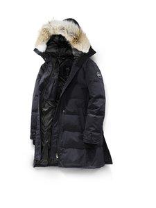 Canada Goose Black label - Shelburne Parka -untuvatakki - 67 NAVY MARINE | Stockmann