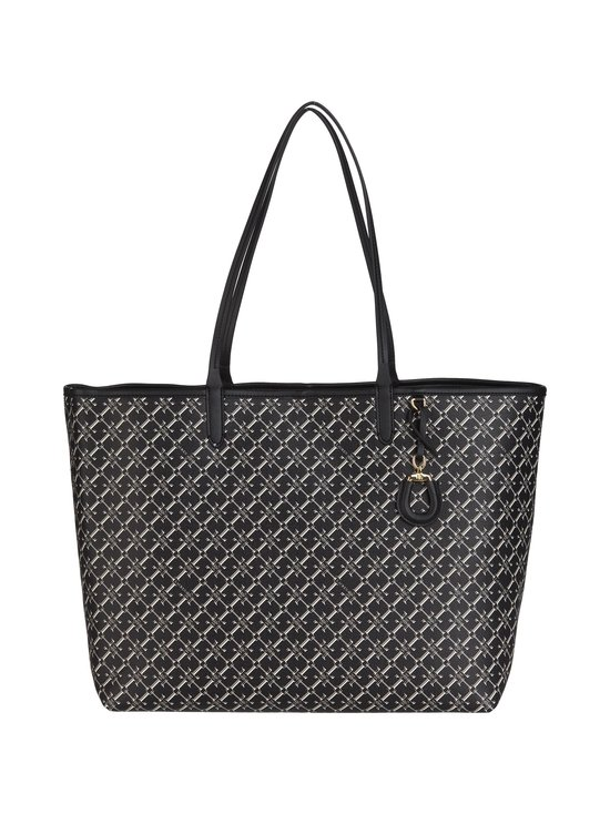 Lauren Ralph Lauren - Collins 32 Tote -laukku - 3DEU BLACK HERITAGE LOGO | Stockmann - photo 1