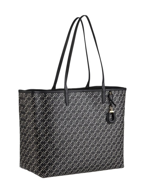 Lauren Ralph Lauren - Collins 32 Tote -laukku - 3DEU BLACK HERITAGE LOGO | Stockmann - photo 2