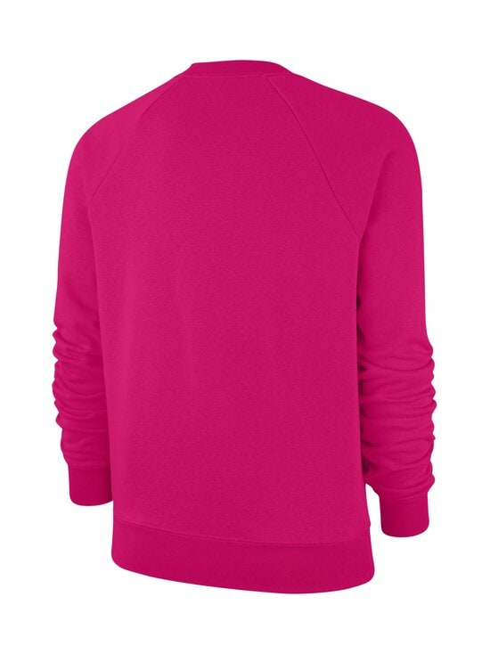 Nike - Sportswear Essential Crew -collegepaita - 616 FIREBERRY/WHITE | Stockmann - photo 2