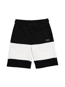 Fila - Julius-shortsit - E09 BLACK-BRIGHT WHITE | Stockmann