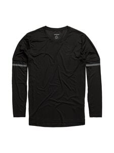 Superdry Sport - Feather Weight Run Tee -paita - 02A BLACK | Stockmann