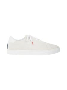 Ted Baker London - Triloba Simple Lace Up -sneakerit - WHITE | Stockmann
