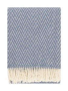 Lapuan Kankurit - Iida-huopa 130 x 200 cm - 5 BLUE-WHITE | Stockmann