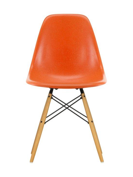 Vitra - Eames DSW Fiberglass -tuoli - 02 MAPLE/RED ORANGE03 | Stockmann - photo 1