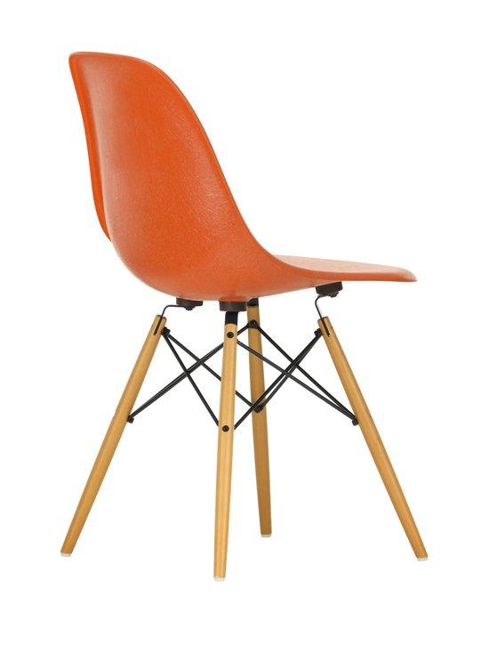 Vitra - Eames DSW Fiberglass -tuoli - 02 MAPLE/RED ORANGE03 | Stockmann - photo 3