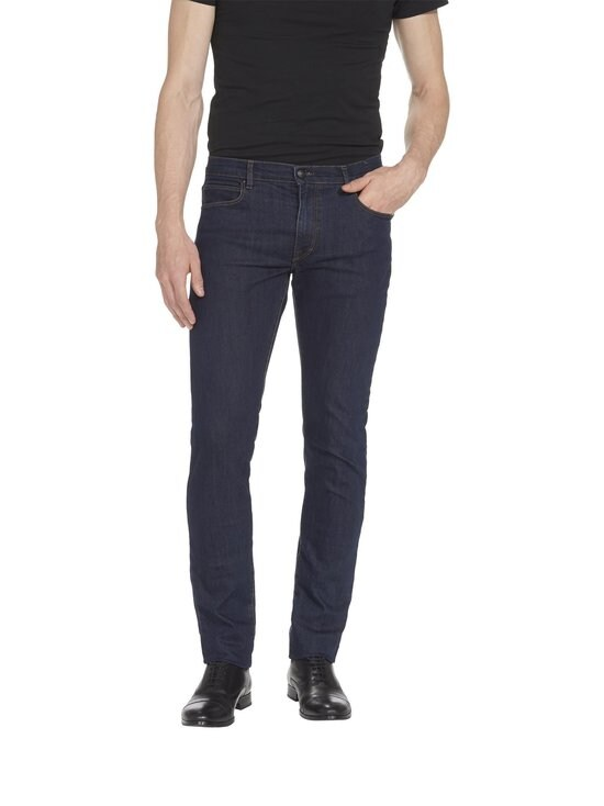 SAND Copenhagen - S Stretch H Burton N Slim Fit -farkut, lahkeen pituus 34 - DK BLUE | Stockmann - photo 1