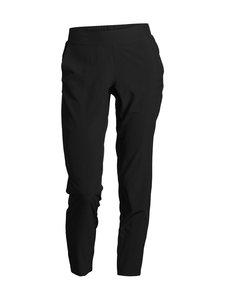 Casall - Essential Classic Slim Woven Pants -treenihousut - 901 BLACK | Stockmann