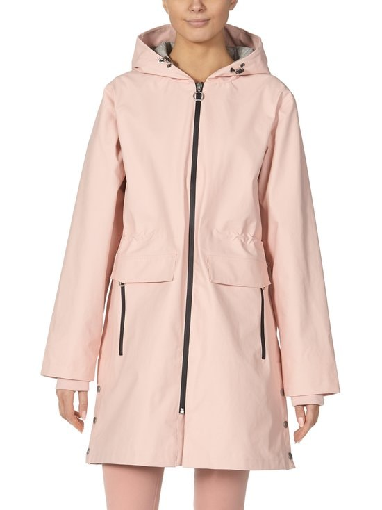 Superdry - Essentials Hydrotech Mac -takki - 6SV PEACH WHIP | Stockmann - photo 1