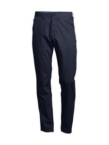 GANT - Slim Social Sports -housut - 410 MARINE | Stockmann