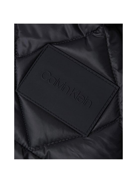 Calvin Klein Menswear - MIX MEDIA QUILT JACKET -toppatakki - BEH CK BLACK | Stockmann - photo 3