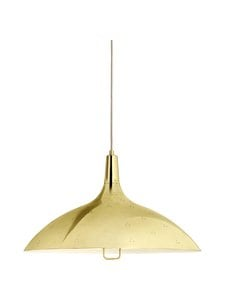 Gubi - Tynell 1965 -riippuvalaisin - POLISHED BRASS | Stockmann