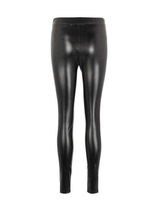 Noisy may - NmJinna High Waist Slim -leggingsit - BLACK | Stockmann - photo 2