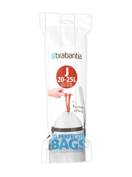 Brabantia - PerfectFit Bags -roskapussi J-koko - VALKOINEN | Stockmann - photo 1