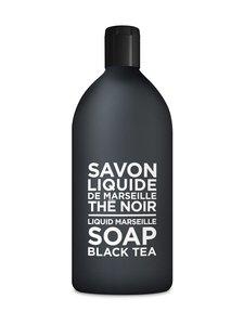 Compagnie de Provence - Black Tea -nestesaippua, täyttöpakkaus 1 l - BLACK | Stockmann