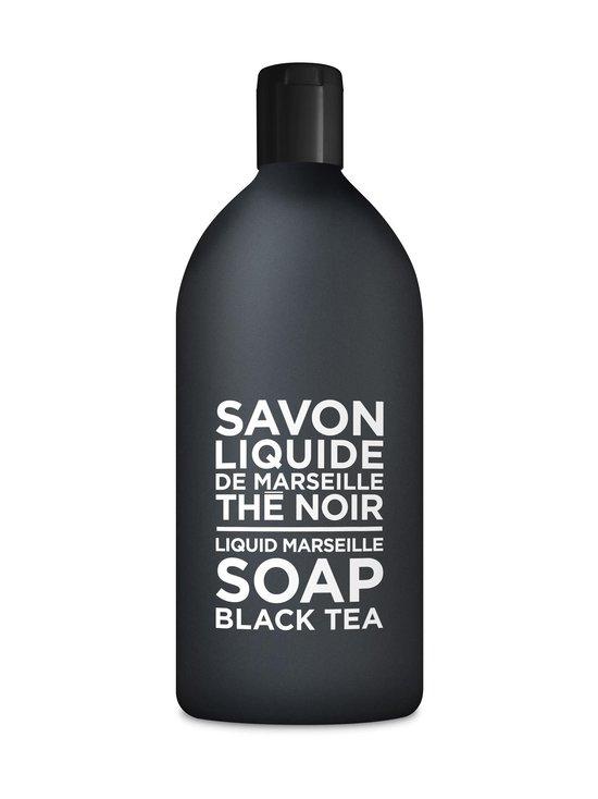 Compagnie de Provence - Black Tea -nestesaippua, täyttöpakkaus 1 l - BLACK | Stockmann - photo 1