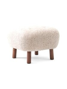 &tradition - Pouf ATD1 -rahi - WALNUT / SAHARA | Stockmann
