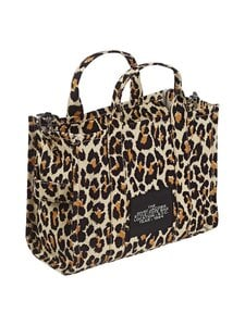 Marc Jacobs - The Leopard Small Traveler Tote -laukku - 161 NATURAL MULTI   Stockmann