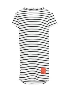 KIDS ONLY - KonKimi-mekko - BLACK STRIPES:CLOUD DANCER | Stockmann